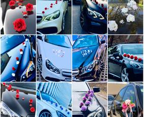 Prabangių automobilių nuoma vestuvėms ir kt. šventėms / Benz4Rent / Darbų pavyzdys ID 978337
