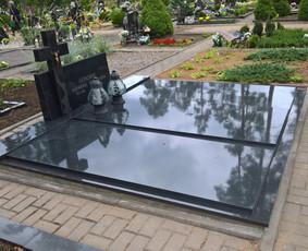 Paminklai, antkapiai, paminklų gamyba, kapų tvarkymas 100%
