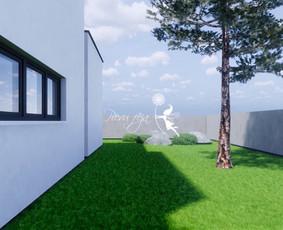 Aplinkos apželdinimo projektavimas / Rolanda / Darbų pavyzdys ID 980057