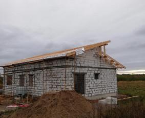 Namu statyba / Tadas Lukauskas / Darbų pavyzdys ID 981325