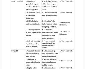 Rašto darbai (ir anglų k.)-moksliniai, verslo planai ir kt.
