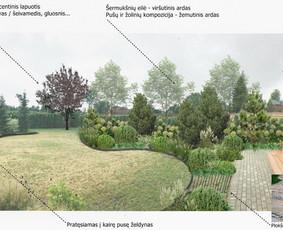 Aplinkos projektai / Apželdinimas visoje Lietuvoje