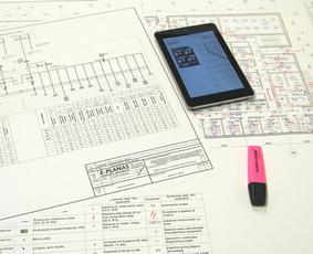 Elektros, automatikos, signalizacijos sistemų projektavimas