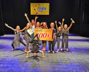 Šiuolaikinio šokio užsiėmimai vaikams ir jaunimui