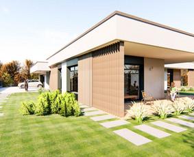 Architektų paslaugos (architektūra, interjeras)