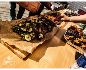 Sinners Burgers - grill patiekalai bet kuriuo sezonu!