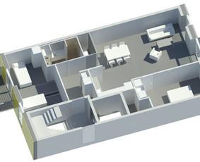Brėžiniai, 3D/4D Modeliavimas, Konsultacijos