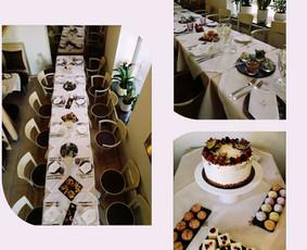 Desertai, konditerijos gaminiai, tortai