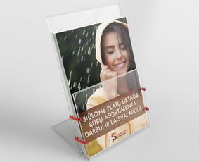 Dizainas | Maketavimas | Kokybė ir Gera Kaina / Dizainas TAU / Darbų pavyzdys ID 988531