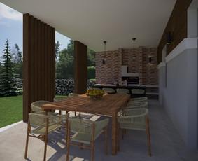 Architektūrinis projektavimas, 3d vizualizacijos Archicad / ADE / Darbų pavyzdys ID 990829