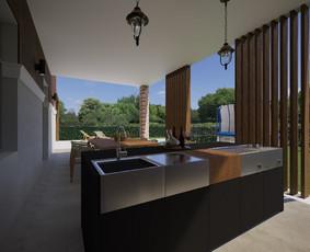 Architektūrinis projektavimas, 3d vizualizacijos Archicad / ADE / Darbų pavyzdys ID 990831