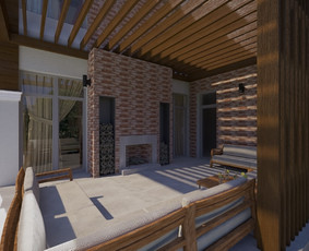 Architektūrinis projektavimas, 3d vizualizacijos Archicad / ADE / Darbų pavyzdys ID 990835