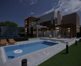 Architektūrinis projektavimas, 3d vizualizacijos Archicad / ADE / Darbų pavyzdys ID 990837