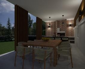 Architektūrinis projektavimas, 3d vizualizacijos Archicad / ADE / Darbų pavyzdys ID 990839