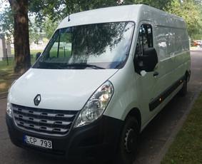 Krovininių mikroautobusų nuoma