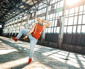 Sporto ir šokių trenerė