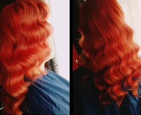 Makiažas + šukuosena
