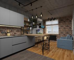 Architektūrinis projektavimas, 3d vizualizacijos Archicad / ADE / Darbų pavyzdys ID 992947