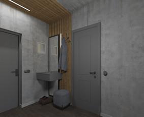 Architektūrinis projektavimas, 3d vizualizacijos Archicad / ADE / Darbų pavyzdys ID 992971