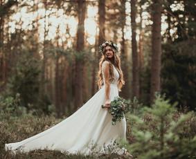 Vestuvinių ir proginių suknelių modeliavimas ir siuvimas