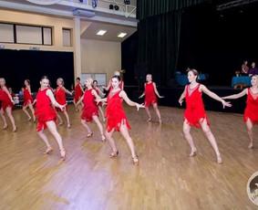 Solo latino šokiai Šilainiuose ir Dainavoje