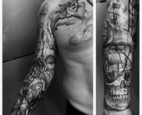 Makso tatuiruočių studija