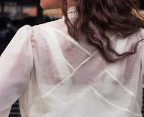 Išsvajotos vestuvinės suknelės kūrimas ir siuvimas / ReCut / Darbų pavyzdys ID 997257