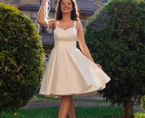 Išsvajotos vestuvinės suknelės kūrimas ir siuvimas / ReCut / Darbų pavyzdys ID 997259