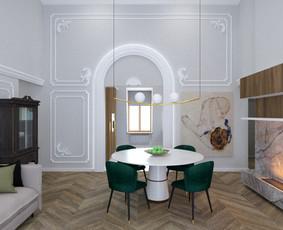 Interjerų dizaineris - architektas