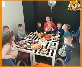 Vaikų laisvalaikio centras KATINUKAS.LT