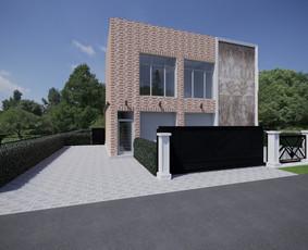 Architektūrinis projektavimas, 3d vizualizacijos Archicad / ADE / Darbų pavyzdys ID 998845
