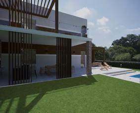 Architektūrinis projektavimas, 3d vizualizacijos Archicad / ADE / Darbų pavyzdys ID 998849