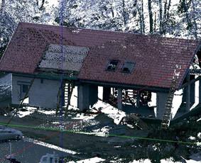 3D skenavimas, Kadastriniai matavimai, topografija