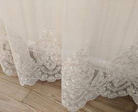 Užuolaidų, namų tekstilės modeliavimas,siuvimas