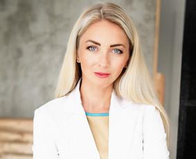 Dr. Aleksandra Rožnova. Efektyvumo ir sėkmės koučingas