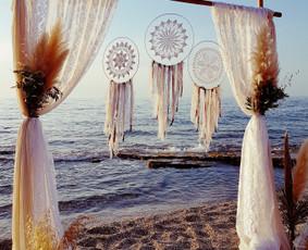 Vestuvių ir kitų gyvenimo švenčių dekoras/stilizavimas