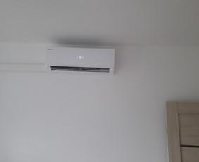Rekuperacijos ir kondicionavimo sistemu montavimas