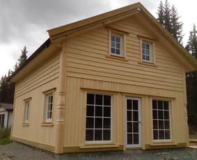 Karkasinių namų ir priestatų statyba ir rekonstrukcija