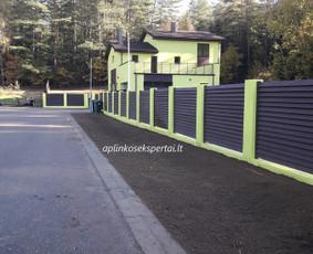 Visų tipu tvoros ir gerbūvio darbai kokybiškai, greitai