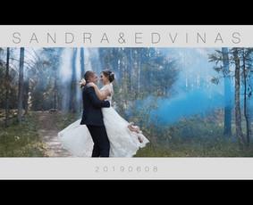 Profesionalus, šiuolaikiškas vestuvių filmavimas / Gintaras Tamašauskas / Darbų pavyzdys ID 1006911
