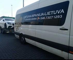 Lietuva-Ispanija-Lietuva