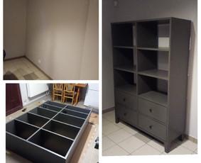 Ikea baldų surinkimas. Ikea baldai vieni dažniausių pasirinkimų, bet ne vienintelis. Surenku ir lenkiškus, rusiškus baldus.