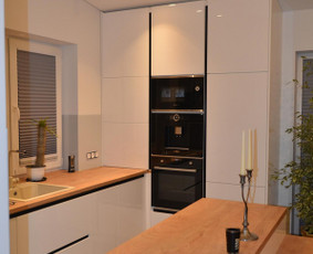 Virtuves baldai / Valida Mačiulaitienė / Darbų pavyzdys ID 1011035