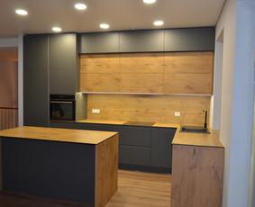 Virtuves baldai / Valida Mačiulaitienė / Darbų pavyzdys ID 1011039