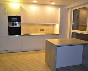 Virtuves baldai / Valida Mačiulaitienė / Darbų pavyzdys ID 1011043