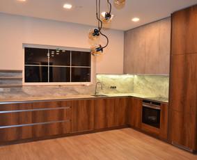 Virtuves baldai / Valida Mačiulaitienė / Darbų pavyzdys ID 1011045