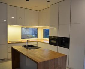 Virtuves baldai / Valida Mačiulaitienė / Darbų pavyzdys ID 1011051
