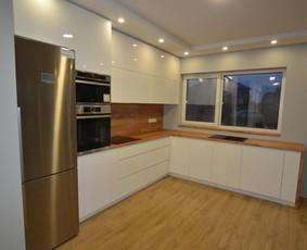 Virtuves baldai / Valida Mačiulaitienė / Darbų pavyzdys ID 1011053