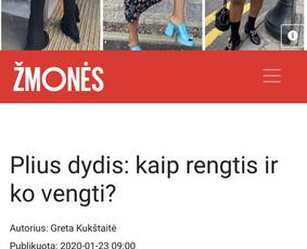 Stilistė/ Mados žurnalistė