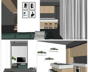 Interjero architektas / Povilas Urbonas / Darbų pavyzdys ID 1017467